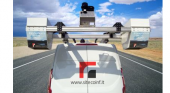 PAVE-SCANNER: 360-degree infrastructure and pavement inspection system