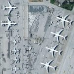 Istanbul Airport | Turkey | 29 March 2017 | WorldView-4