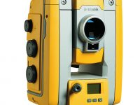 Trimble's New Total Station Provides Millimeter Accuracy