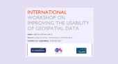 Improving the Usability of Geospatial Data