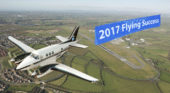 Bluesky celebrates 2017 flying success
