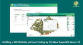 Building a GIS Website without coding