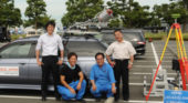 RIEGL Japan celebrates 20 year Anniversary