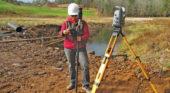 An accidental surveyor schools the field