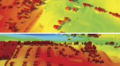 Using eCognition to detect solar potential