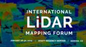 International LiDAR Mapping Forum draws over 1,500 professionals