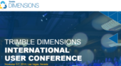 Call for Speakers for 2018 Trimble Dimensions User Conference