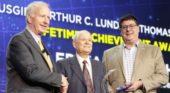 Dr. Edward M. Mikhail receives Lifetime Achievement Award