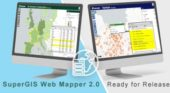 SuperGIS Web Mapper 2.0 ready for Release