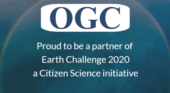 OGC announced as official partner of Earth Challenge 2020