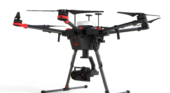 Leica Geosystems combines UAV technology with DJI aerial platform