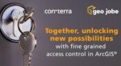 con terra and GEO Jobe announce partnership