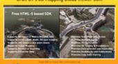 Free SDK/API for 3D Mapping Cloud SaaS platform