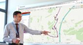 Cloud-based mapping boosts transport efficiency