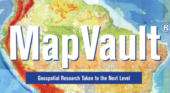 Geospatial research to the next level with MapVault
