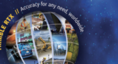 Trimble RTX correction technology delivers two centimeter accuracy