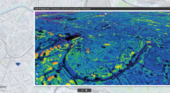 Free Esri ArcOnline Widget for 3D Mapping Cloud and 3DM Publisher