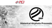 PCI Geomatics completes Historical Airphoto mapping project