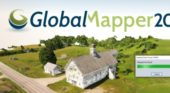 Global Mapper v20 with 3D and Map Layout Improvements