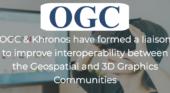 OGC and Khronos form a liaison