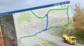 Skid analysis software drives safer road planning