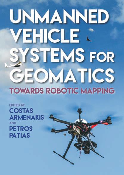 A timely new geomatics book