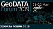 GeoDATA Forum co-locates at GEO Business 2019