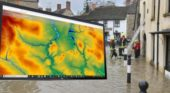 Bluesky 3D Terrain Models Underpin Ambiental UK Flood Risk Map