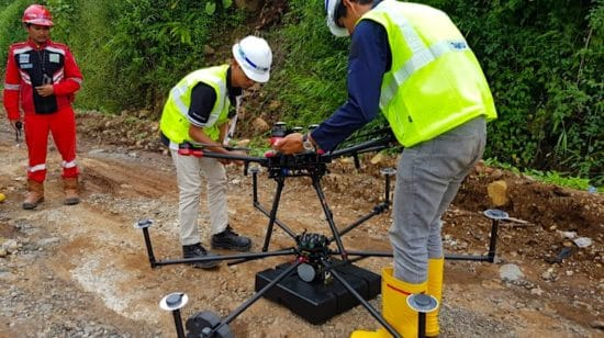 Construction companies benefit of Aerial LiDAR surveys
