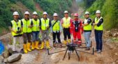 Constructioncompaniesbenefit ofAerial LiDARsurveys
