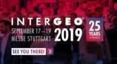 Geodata – the currency of the future centre stage at INTERGEO 2019
