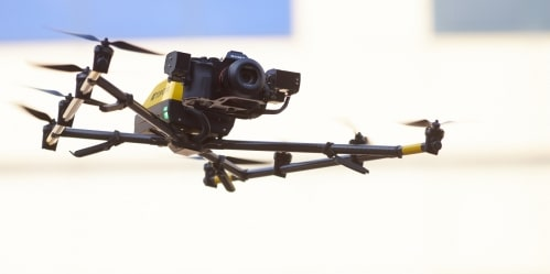 Drones Over German Cities – Science Fiction Or Future Market
