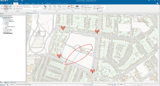 GIS for Crime Analysts