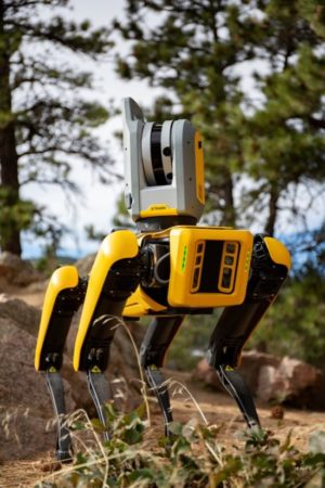 Collaboration to explore use of autonomous robots in construction