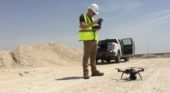 Arcadis used drones to 10X their surveying and volumetric efficiency