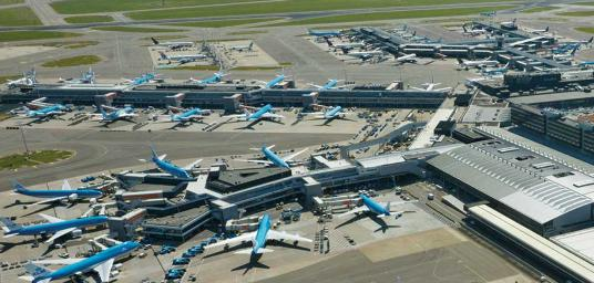 Digital Twin helps Airport optimize operations