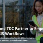TDC joins Trimble's GIS business partner program