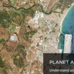 Esri UK announced partnership with Planet