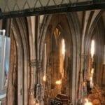 Virtual interactive tour St. Stephen's Cathedral with RIEGL 3D data