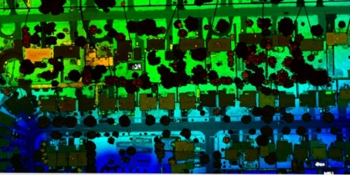 Teledyne Optech extends airborne lidar sensor with corridor mapping model