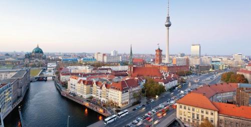 Digital Street Survey in Berlin usingMobile Mapping