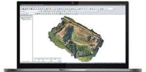 Global Mapper v22.1 with new 3D view navigation tools