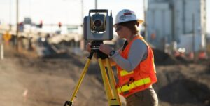 New Trimble SX12 Scanning Total Station