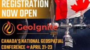 GeoIgnite Conference for Canada's geospatial industry