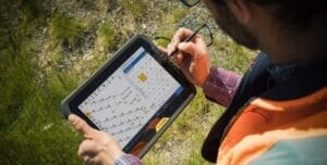 Trimble launches the Trimble T100 Tablet
