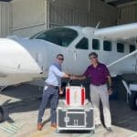 Dewberry acquires the latest RIEGL VQ-1560 II-S airborne LiDAR System